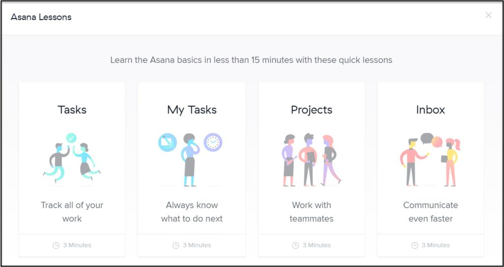 Asana Lessons